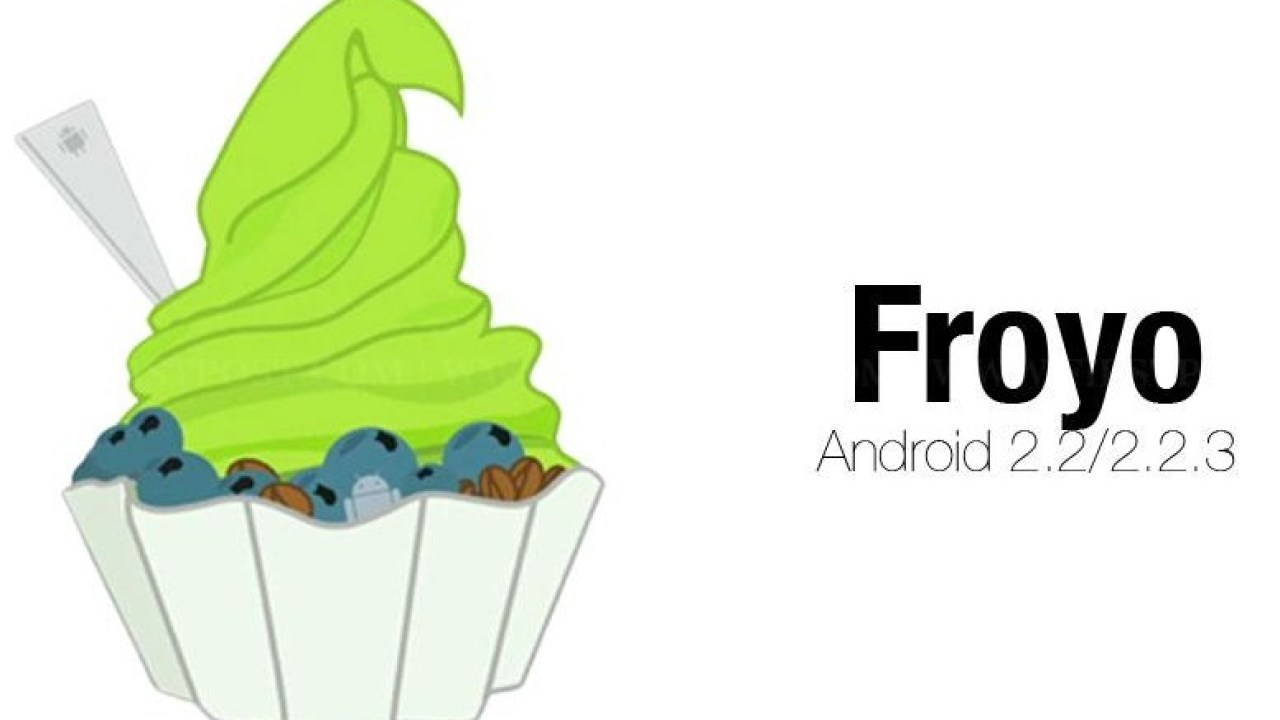 Android 2. 2 Froyo
