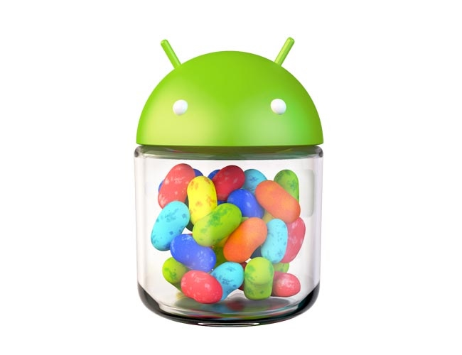 Android 4. 1 4. 3 Jelly Bean 1