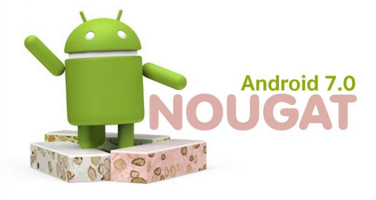 Android 7. 0 Nougat